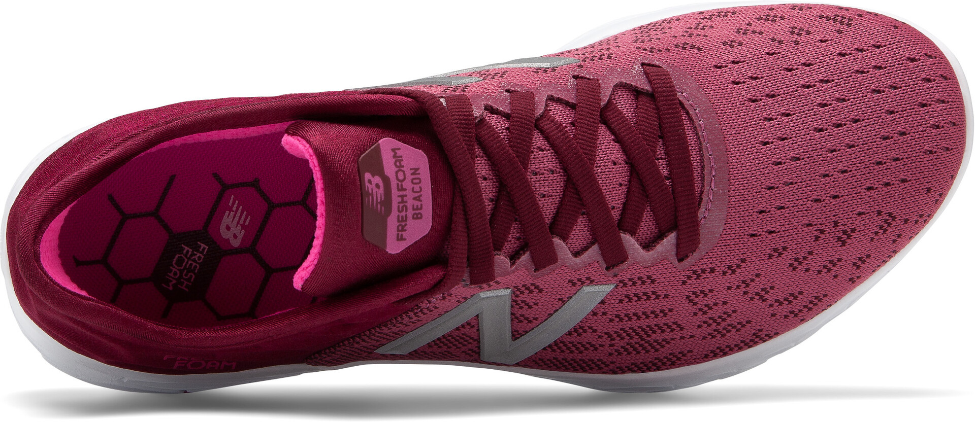 New Balance Fresh Foam Beacon V2 Schoenen Dames, pink